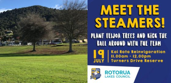 Meet the steamers image