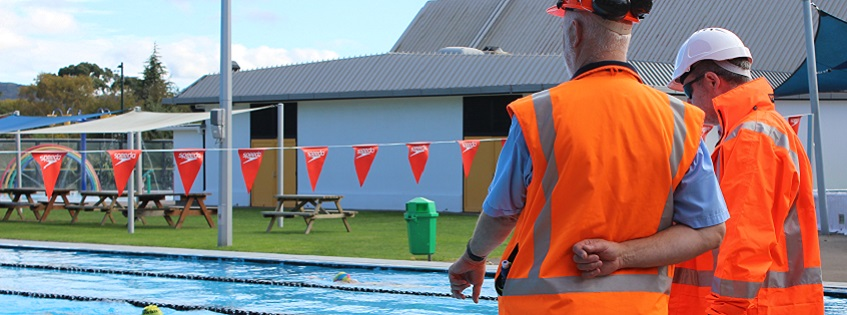 Geotechnical testing at Rotorua Aquatic Centre