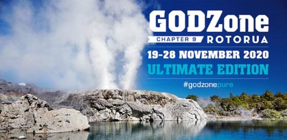 GODZone date announcement