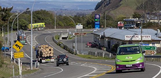 State Highway 5 - Waiotapu