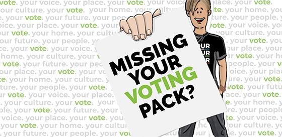 Special Vote info