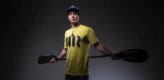 Mike Dawson - Olympic Kayaker