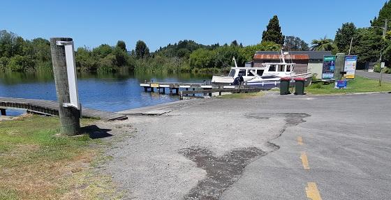 Otaramarae boat ramp