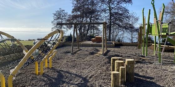 Haumoana Reserve playground