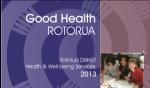 Good Health Rotorua 2013 directory cover