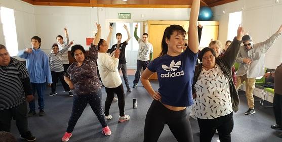 Dance 4 Us. Photo courtesy of Lakes Charitable Trust