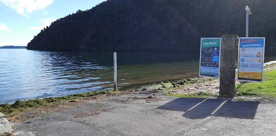 Hinehopu, Lake Rotoiti