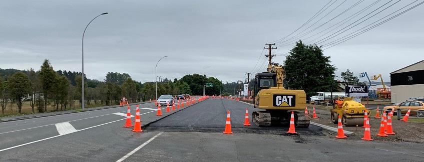 Te Ngae Road - 16 February 2021