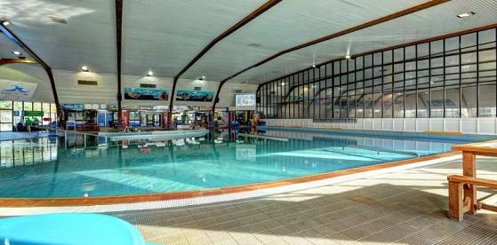 Aquatic Centre indoor pool