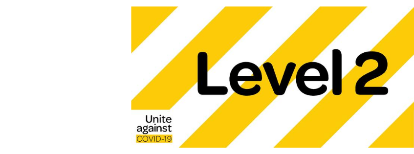 Alert Level 2 graphic