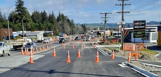 Te Ngae Road 8 June