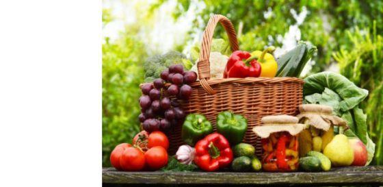 Market veges