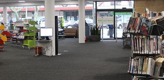 Rotorua Library