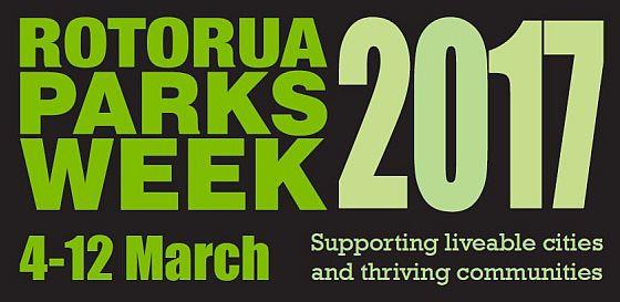 Parks Week logo