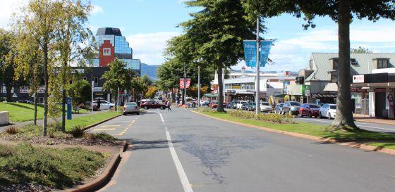 Arawa Street Rotorua