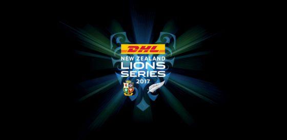 DHL NZ Lions Series 2017