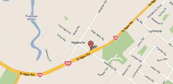 Te Ngae Road